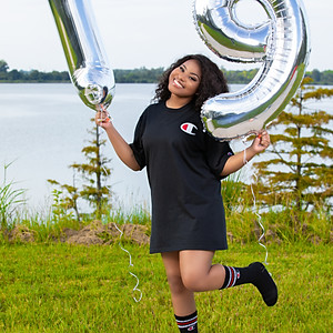 Aubreyonna's Birthday Shoot!