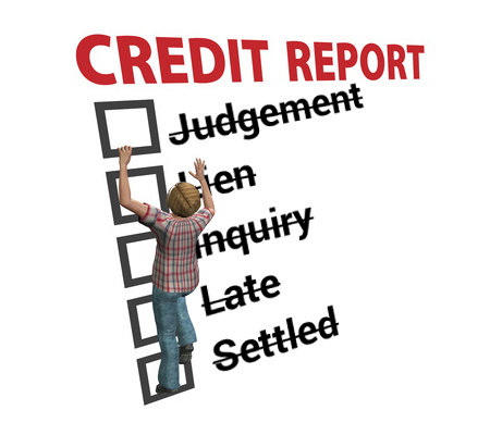 Monthly Credit Repair Program (6-10 Negative Items)