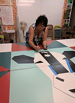 Cow Barn Quilt