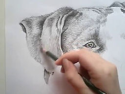 Drawing with Charcoal Class
