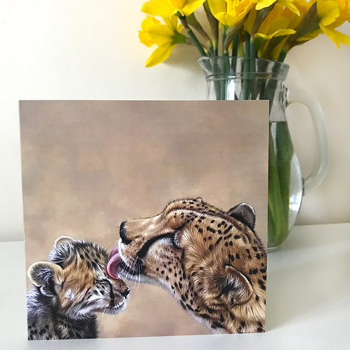 Just the Two of Us - Greetings Card