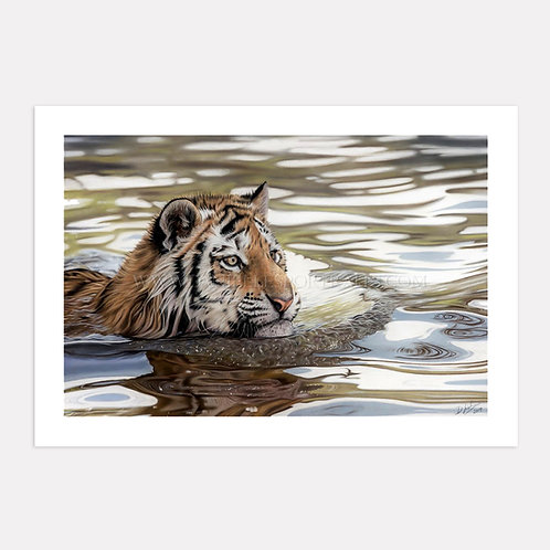 Making Waves - Limited Edition Print