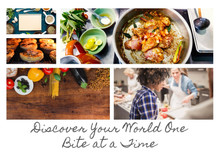 Discover Your World One Bite at a Time