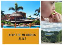 Keep the Memories Alive