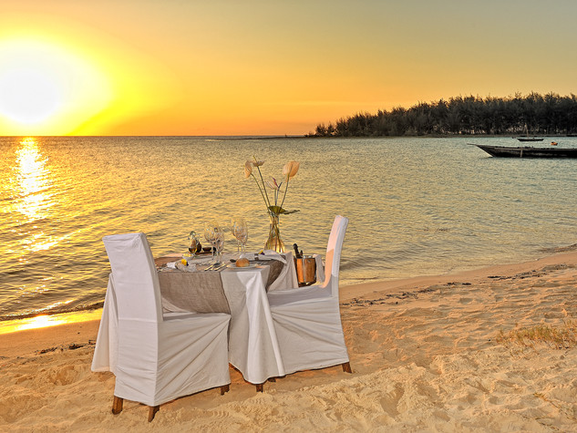 Elewana Kilindi Zanzibar - Dining - Suns