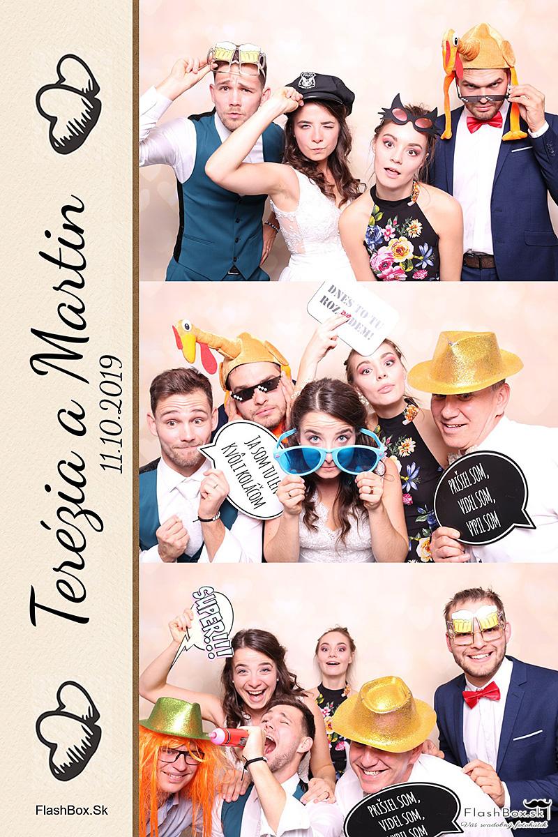 Flashbox - fotobox - svadba