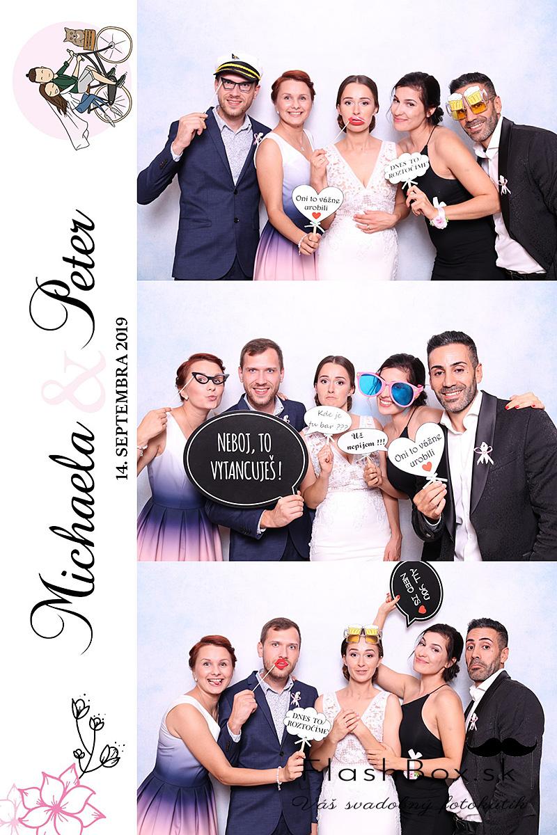 Flashbox fotobúdka na svadbu