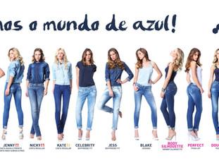Jeans TIFFOSI pour femme