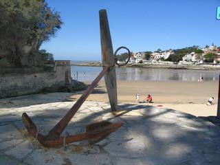 Saint Palais sur Mer en Charente Maritime... plage de sable fin & climat ensoleillé !
