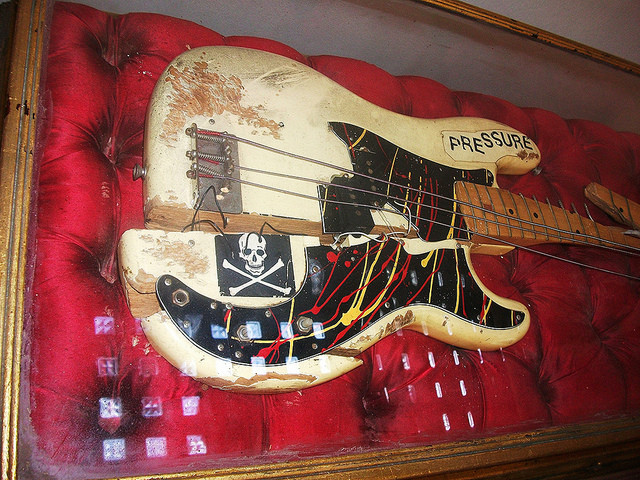 Working Guitar Players:  Get More Gigs By Learning Bass...Properly!
