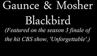 Gaunce & Mosher Blackbird The Beatles