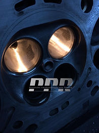 M156 cnc porting
