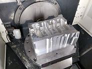 Billet engine