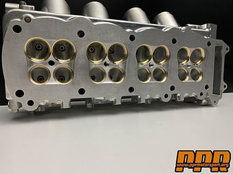 Hayabusa billet head