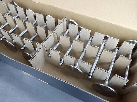 Formula one valves