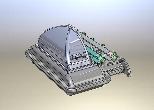 formula 1 intake manifold