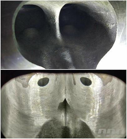 Eg33 cnc head