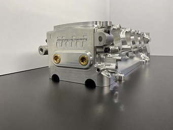 Gen2 billet head
