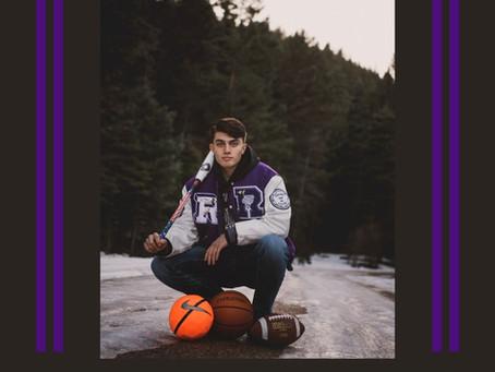Senior Feature:  Daniel Indgjer