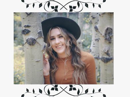 Senior Feature:  Olivia Arellano