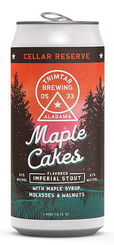 Maple Cakes Imperial Stout
