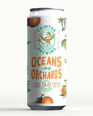 Oceans and Orchards Sour Ale