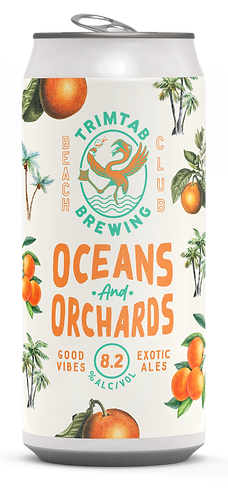 Oceans and Orchards Imperial Sour Ale