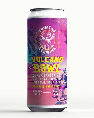 Volcano Bowl Sour Ale