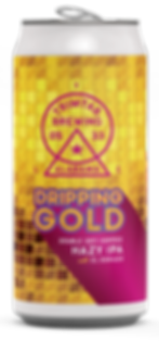 Dripping Gold Hazy IPA