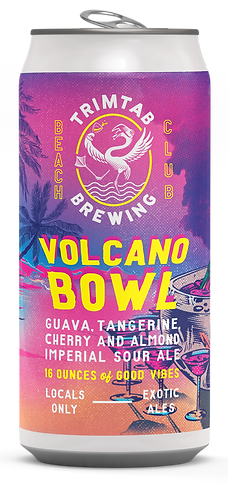 Volcano Bowl Imperial Sour