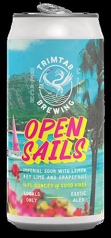 Open Sails Imperial Sour Ale