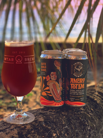 Angry Totem Imperial Sour Ale