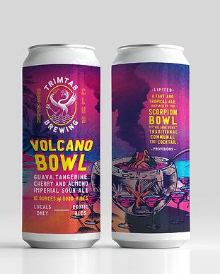 Volcano Bowl Imperial Sour Ale