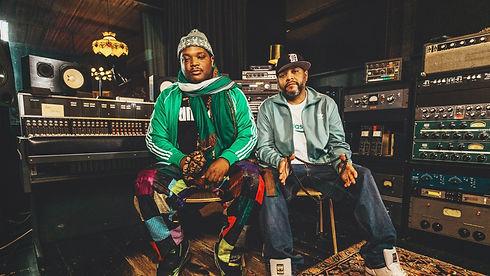 Shaheed and DJ Supreme