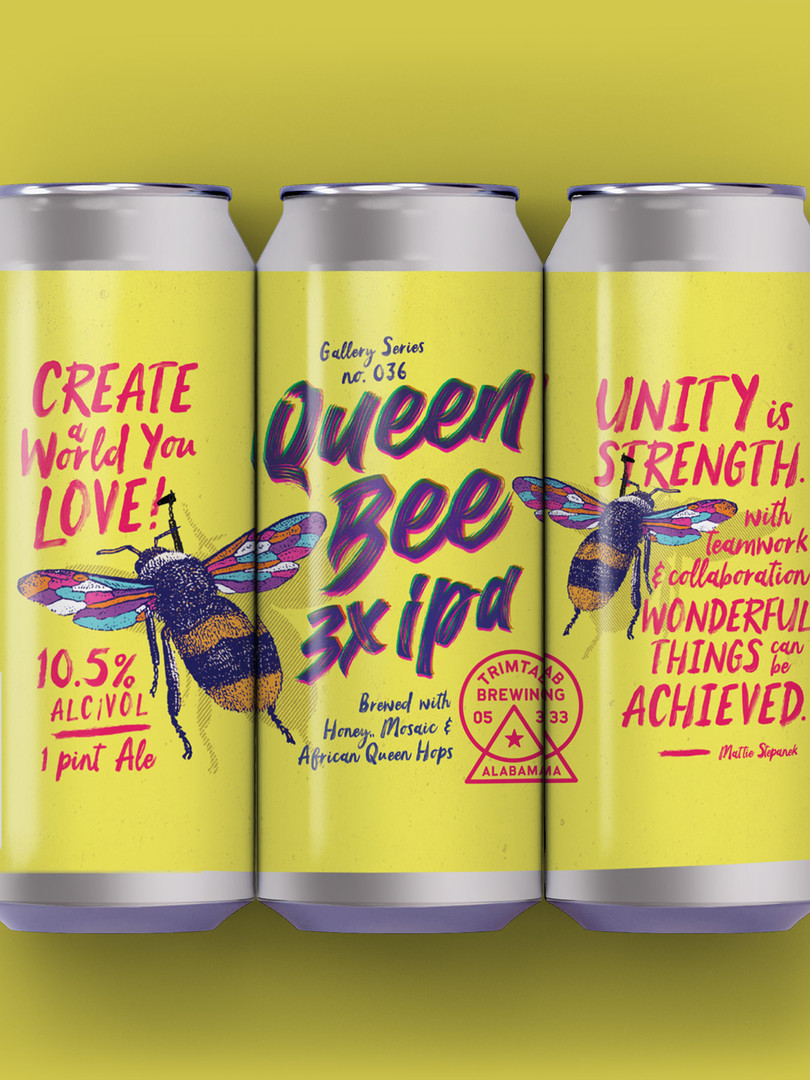 Queen Bee Triple IPA