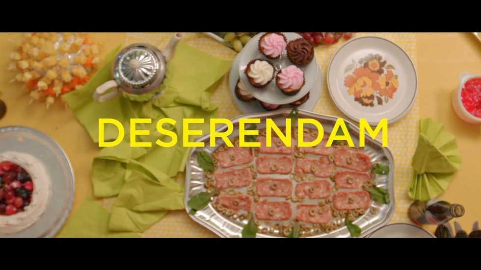 DESERENDAM - Directed by Lillie Hand