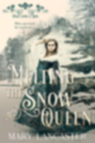 Melting the Snow Queen Ebook Cover Full