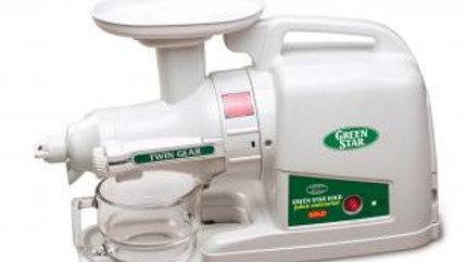 Tribest Greenstar Gold, GP-E1503-B HD Twin Gear Juicer