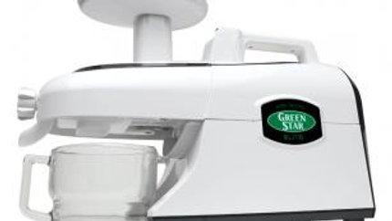 Tribest Greenstar Elite, GSE-5000-B Jumbo Twin Gear Complete Masticating Juicer