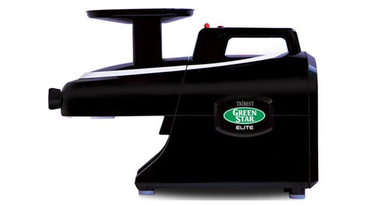 Tribest Greenstar Elite, GSE-5010 Jumbo Twin Gear Complete Masticating Juicer