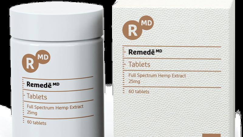 RemedēMD Full Spectrum Hemp Extract