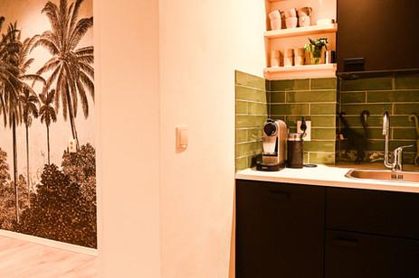 keuken beschikbaar voor huurders