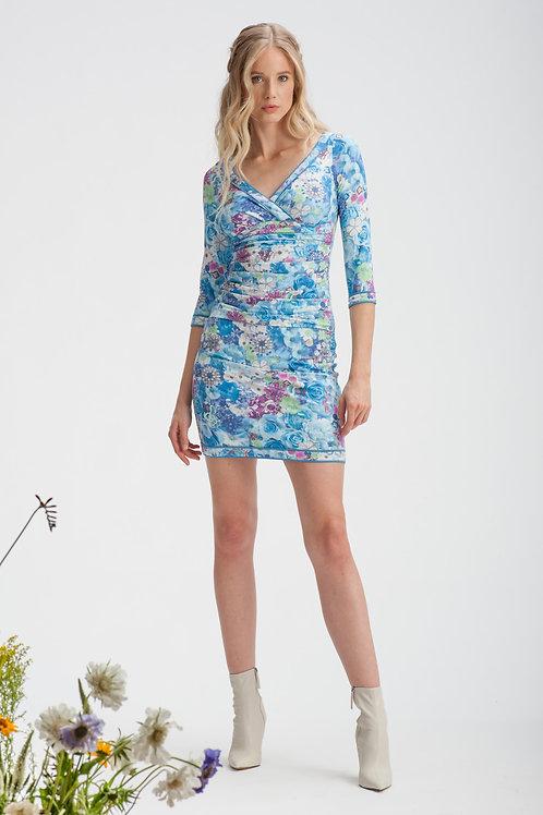 Classic Short Dress IB165