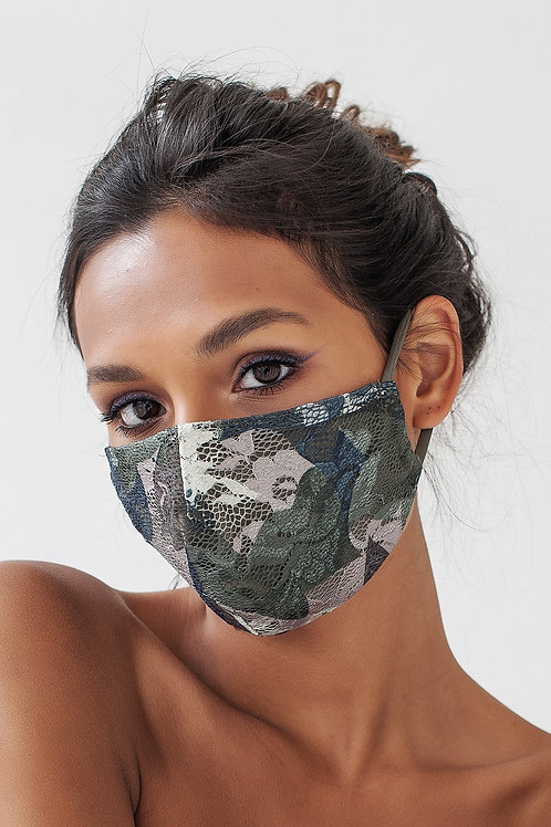 Face Mask Camouflage ME01