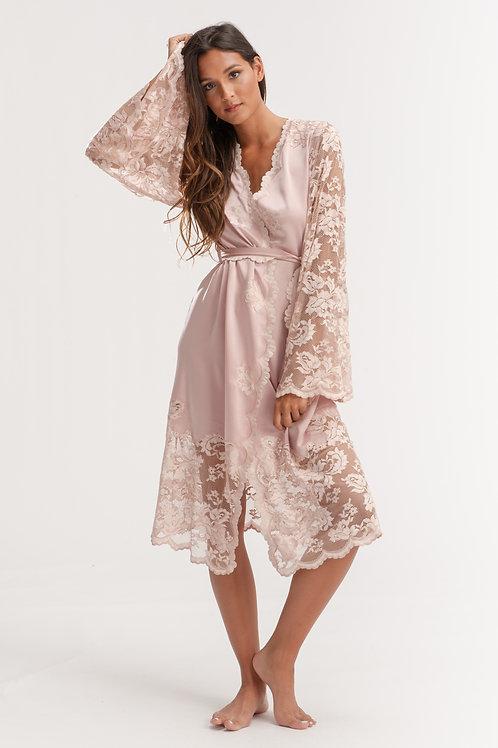 Rose_Pink_Silk_Lace_Robe_Kimono