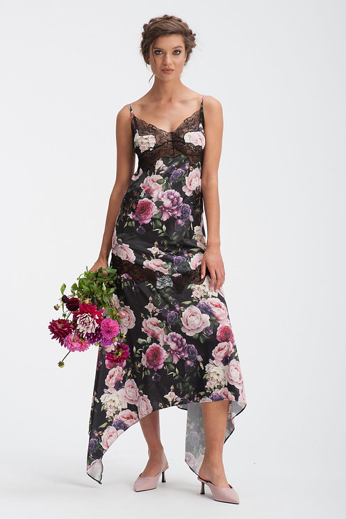 Floral Slip Dress IB126