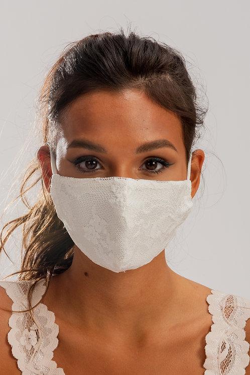 Face Mask Ivory ME01