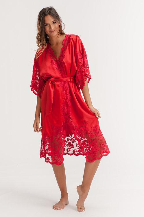Maxi Olvi's Lace Robe S118
