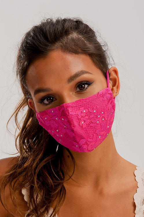 Face Mask Purple ME01SW