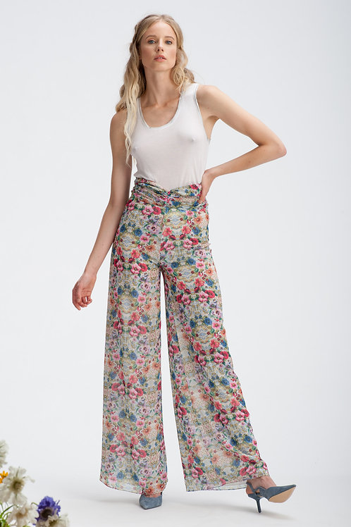 Wide Fit Trousers IB112
